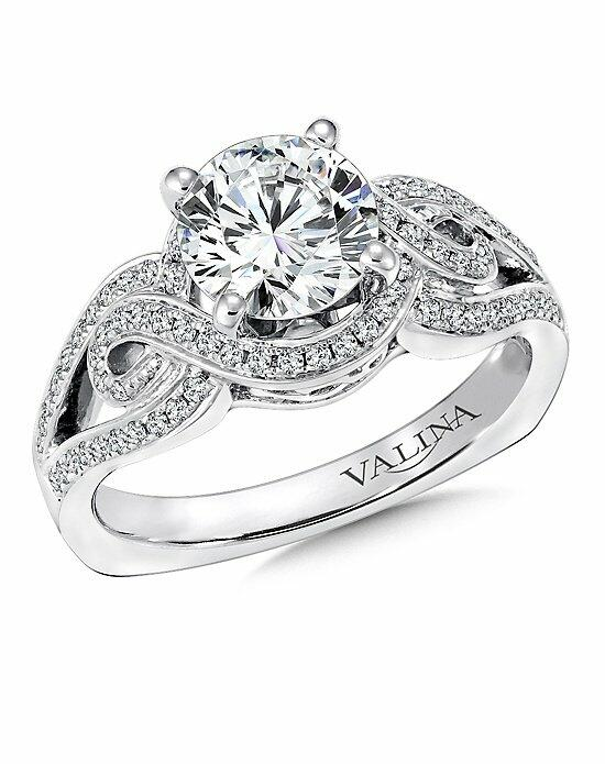 Valina R9271W Engagement Ring photo