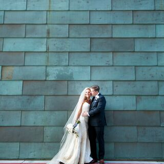 A Romantic Urban Wedding in Denver