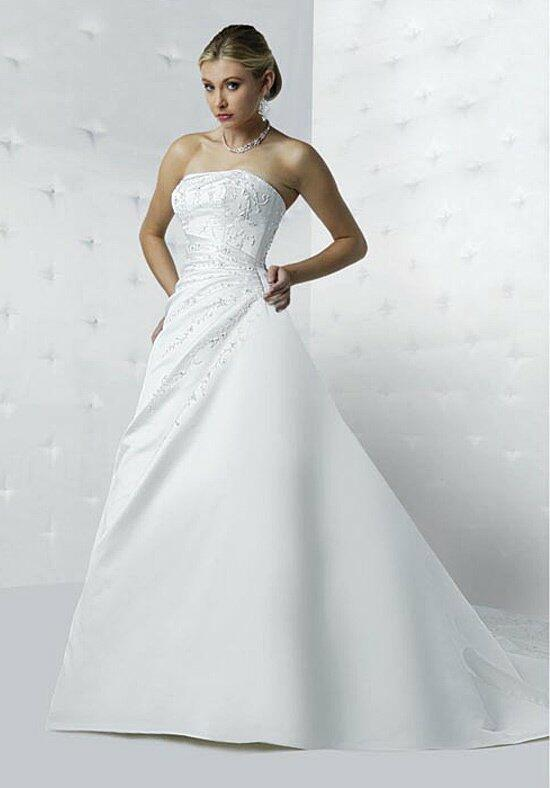 DaVinci Bridal T8109 Wedding Dress photo