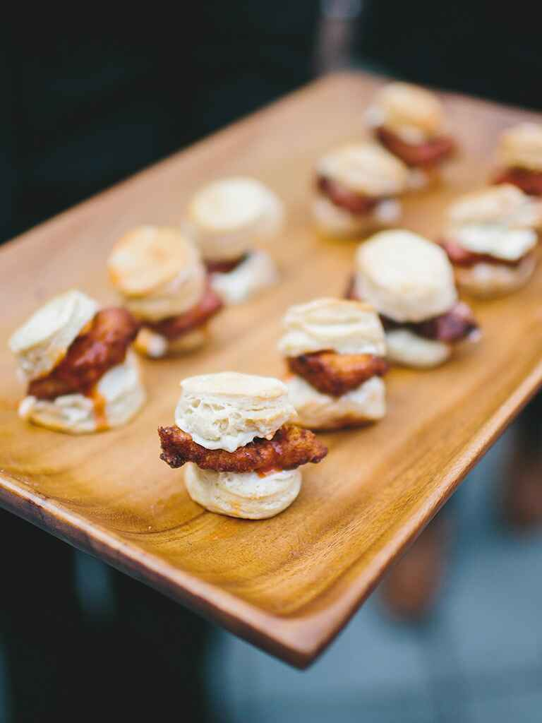 Bridal Shower Appetizers - Event & Party Catering Photos |Hot For Wedding Appetizers