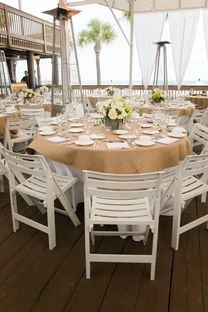 A Beach Wedding At The Hilton Clearwater Beach Resort In
