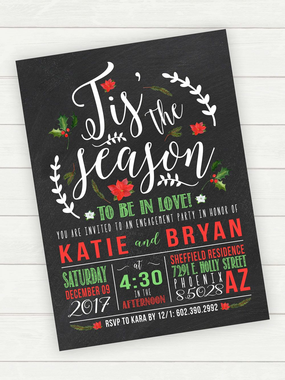 35 Engagement Party Invitations for Any Theme or Style