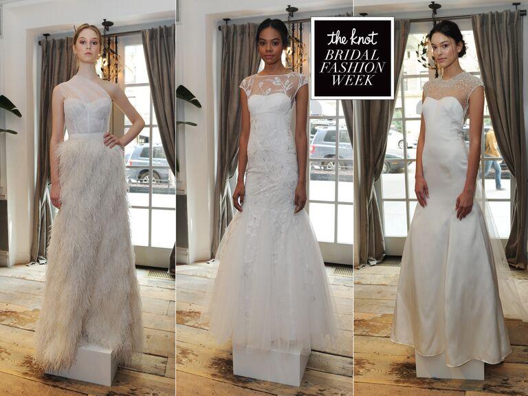 Bridal Fashion Show 2016 Lela Rose Spring wedding