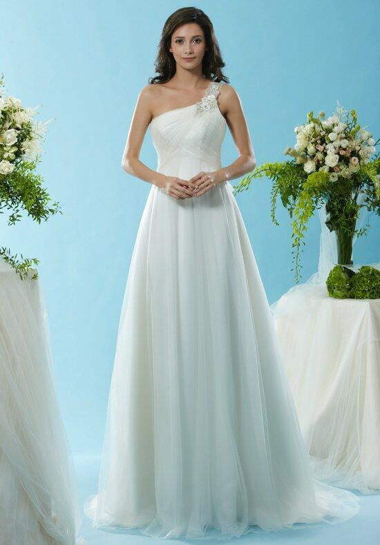 Eden Bridals SL068 Wedding Dress photo