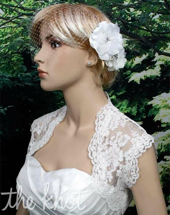 Tulip Bridal Lace 053 Wedding Jackets photo