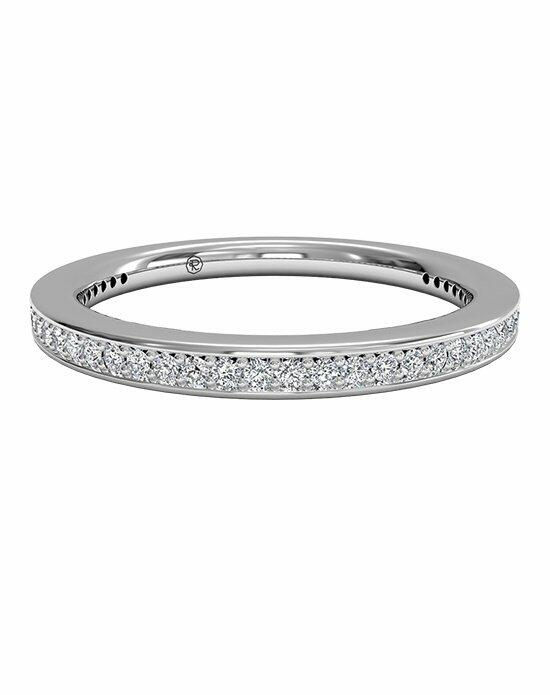 Ritani Women's Micropavé Diamond Eternity Wedding Band in Platinum (0.24 CTW) Wedding Ring photo