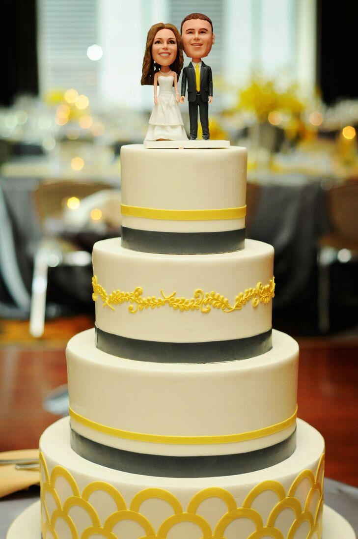 Bobblehead Cake Topper