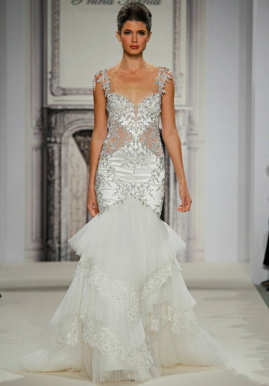 Pnina Tornai for Kleinfeld 4280 Wedding Dress photo