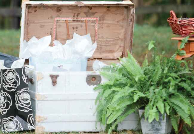 Reuse Your Old Camp Trunk