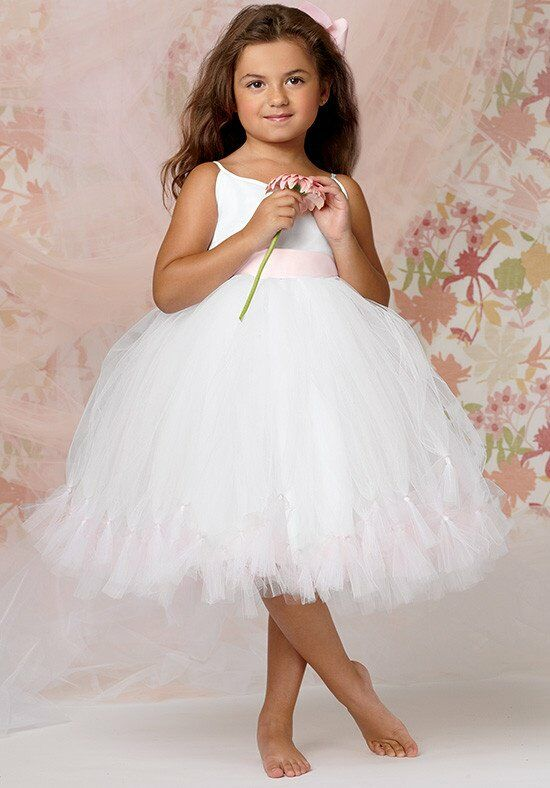 Sweet Beginnings L296 Flower Girl Dress photo