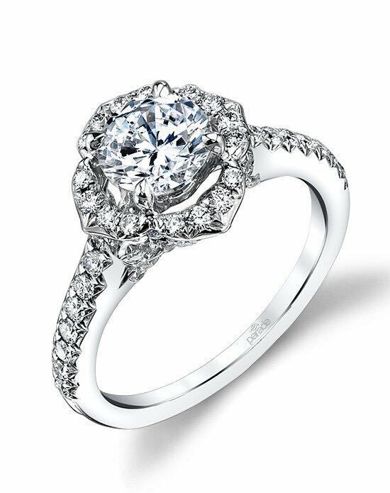 Parade Design Style R3549 from the Hemera Collection Engagement Ring photo