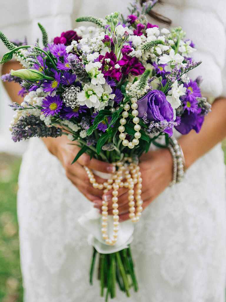 wedding flowers cleveland 16 purple bouquet ideas and the flower names 9562