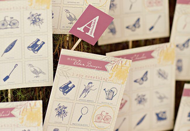 Game Night Wedding Decorations See The Photos