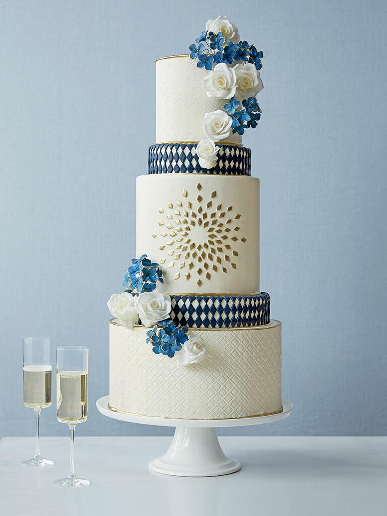25 Prettiest Wedding Cakes Weve Ever Seen