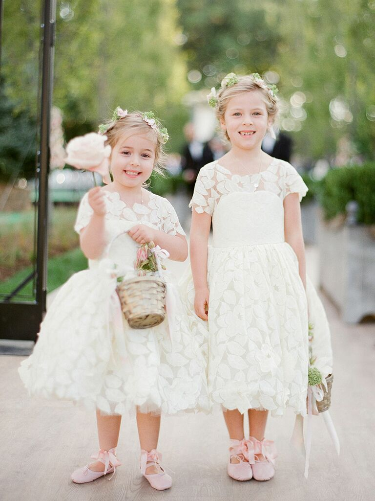 19 stylish adorable kids at weddings cute flower girls at wedding ombrellifo Image collections