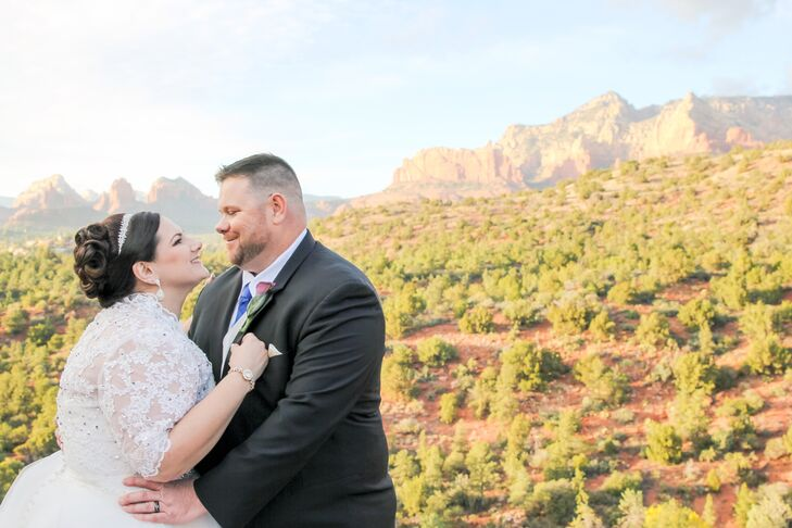 A Colorful, Intimate Wedding at Poco Diablo Resort in Sedona, Arizona