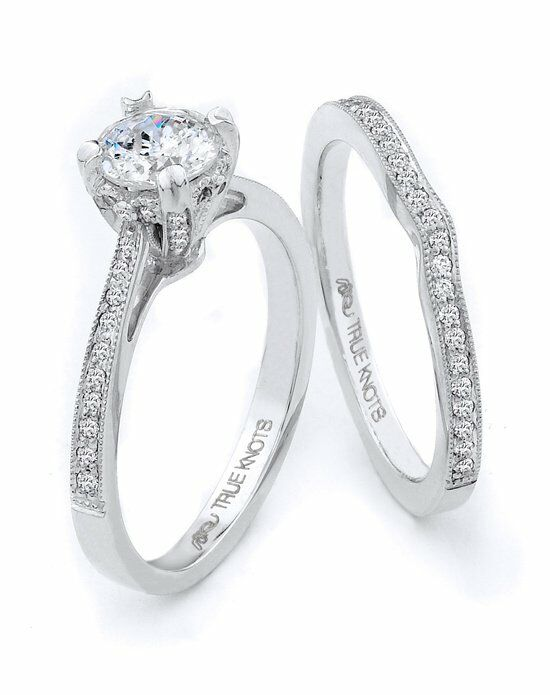 TRUE KNOTS THE KNOT COLLECTION-K3072 Engagement Ring photo