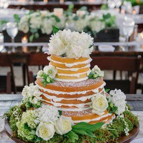 Rustic Wedding Cake Stands