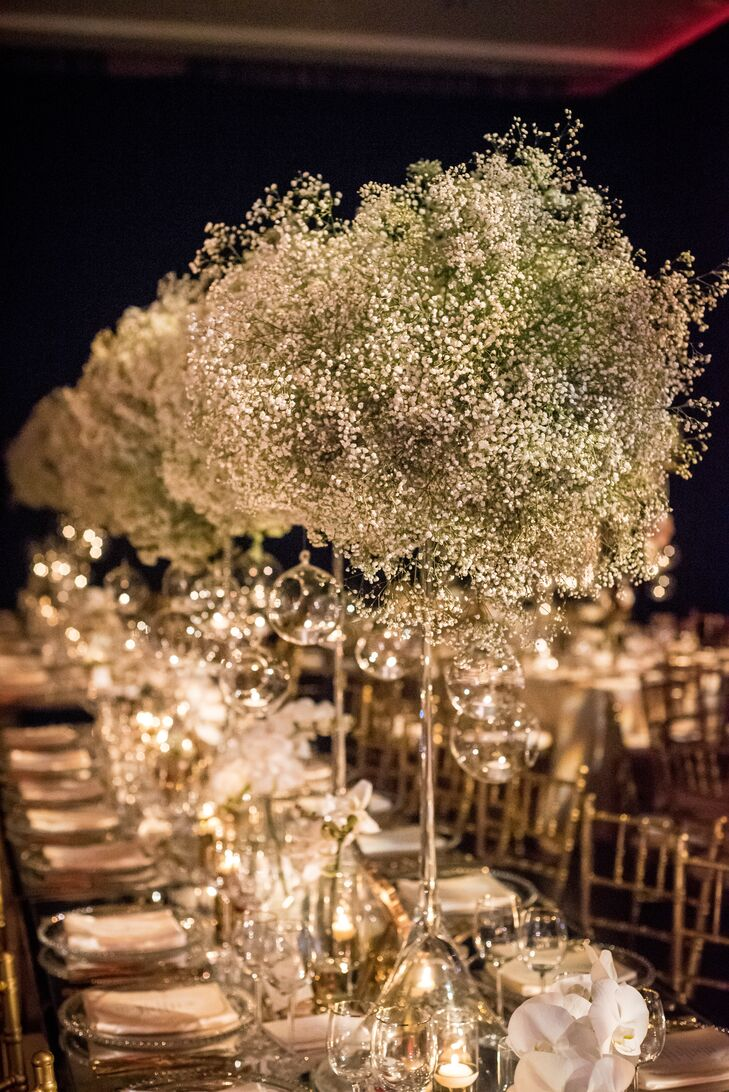 An enchanted forest wedding at congregation shaar