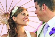 The Bride Savana Kretchmar, 28, an eighth-grade math teacher The Groom Adam VonFeldt, 29, a physical education teacher The Date July 14  Using a color