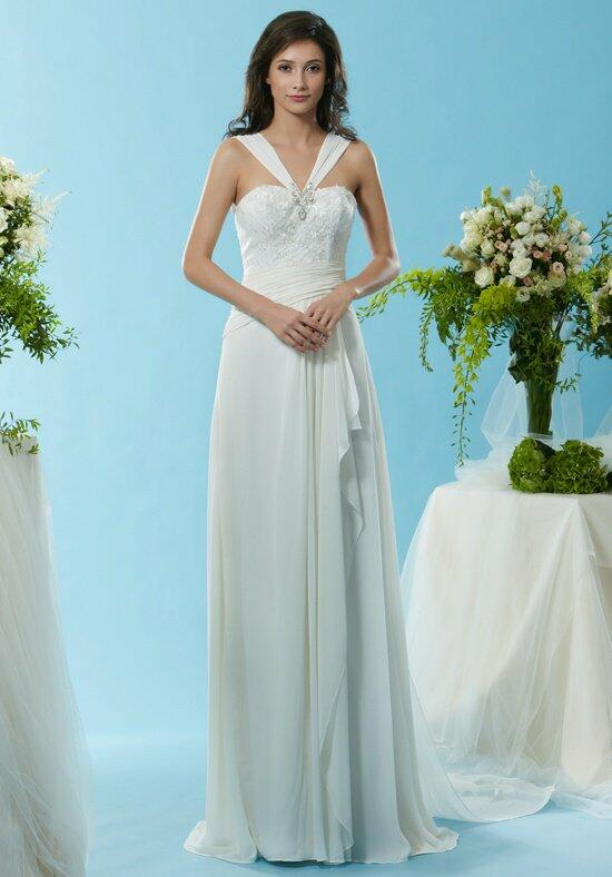 Eden Bridals SL070 Wedding Dress photo