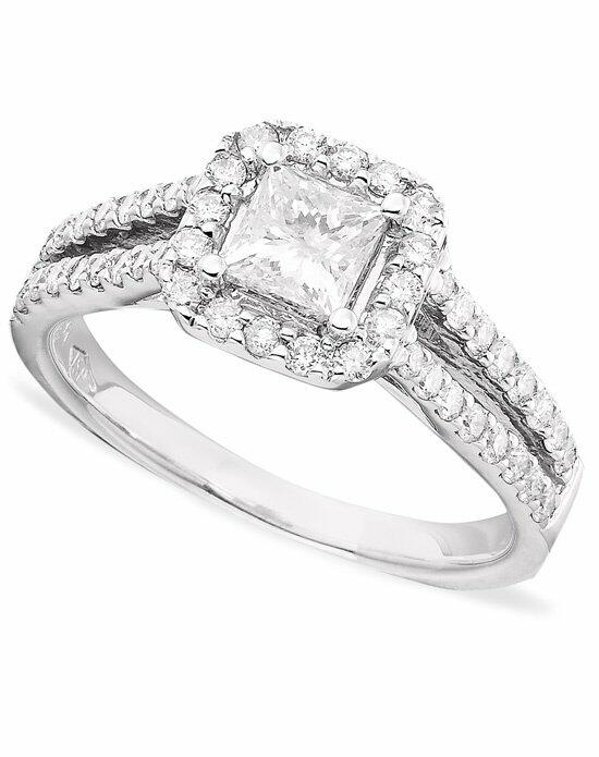 Macy's ISR1133TQ CTR Engagement Ring photo