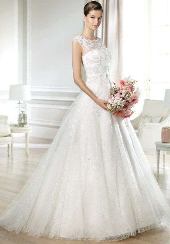 WHITE ONE Jailyn Wedding Dress photo