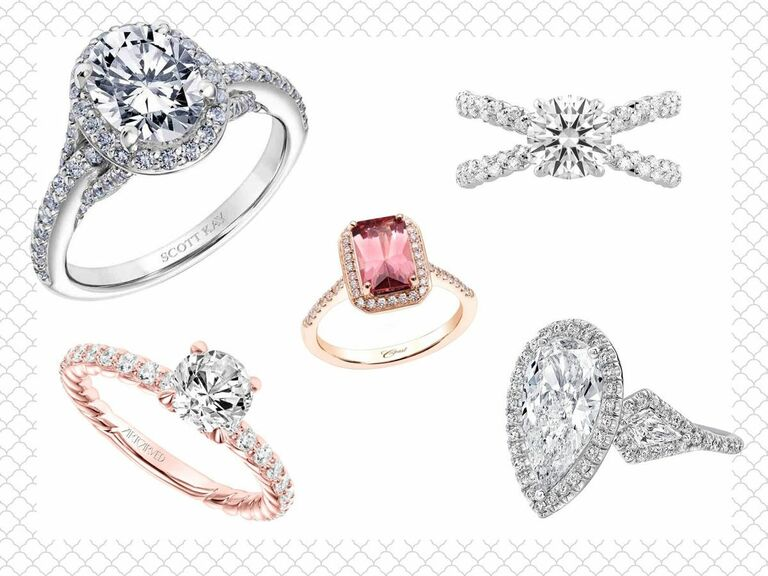 11 Hot Engagement Ring Trends