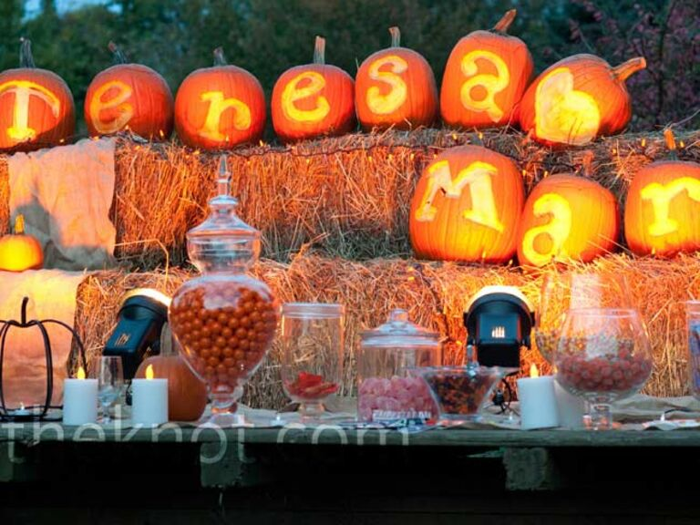 Real Brides Share Their Halloween Wedding Ideas