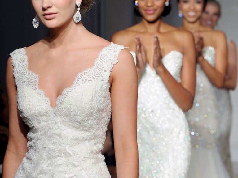Allure Bridal Fashion Week Fall 2016