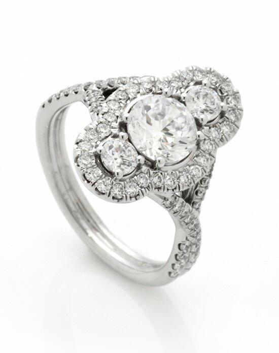 Timeless Designs R2040D Engagement Ring photo