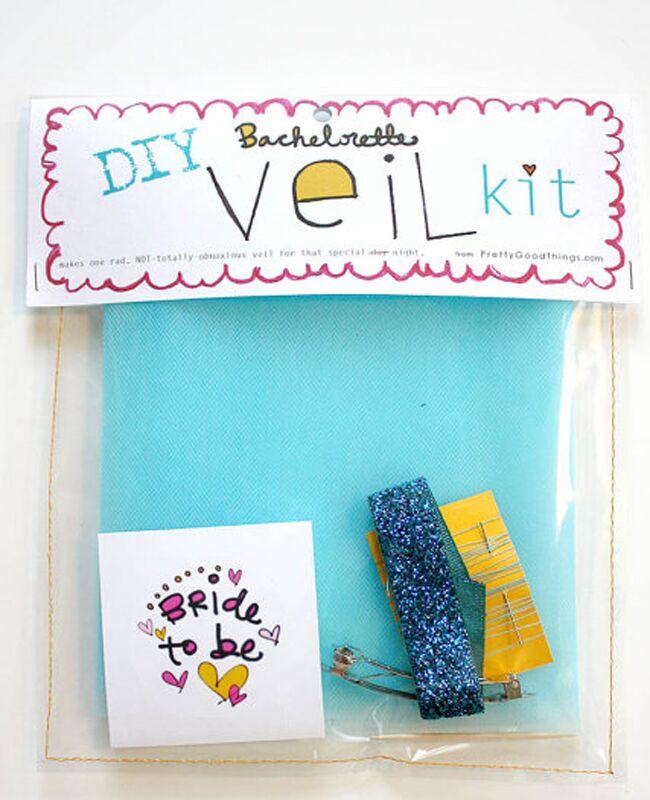 DIY Veil Kit