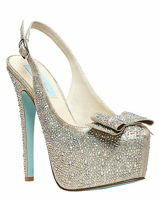 Blue by Betsey Johnson SB-Toast Wedding Shoes photo