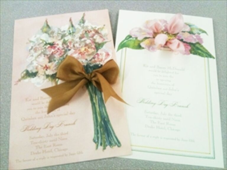 Wedding Paper Goods in Houston