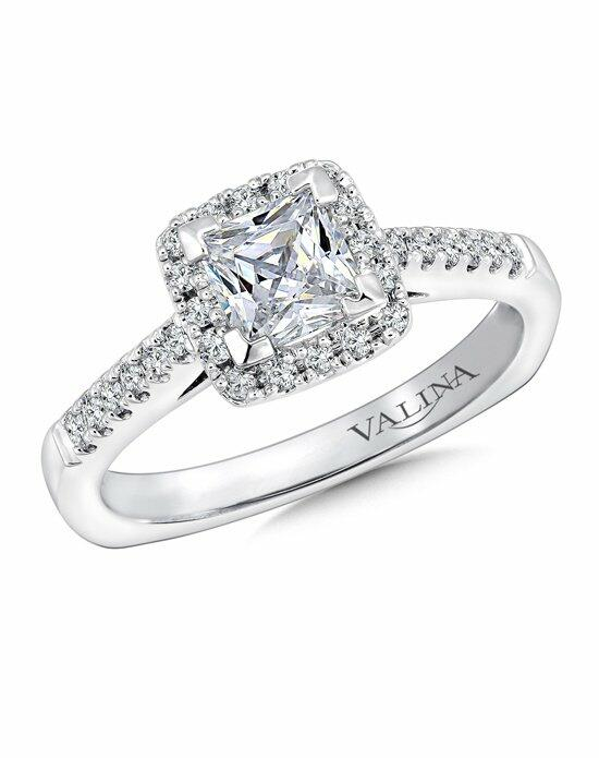 Valina R9634W Engagement Ring photo