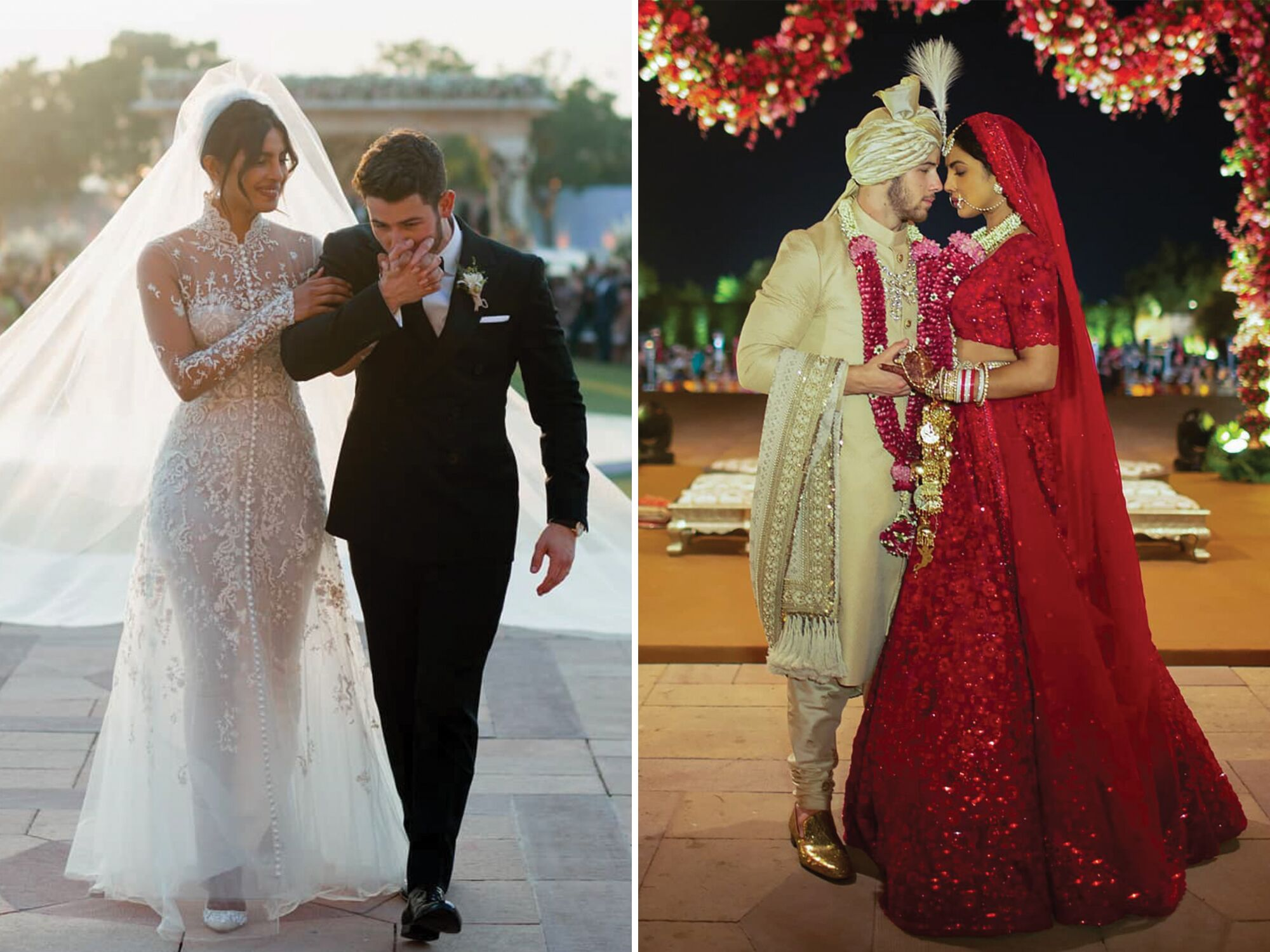 055d65b476a The 54 Best Celebrity Wedding Dresses of All Time