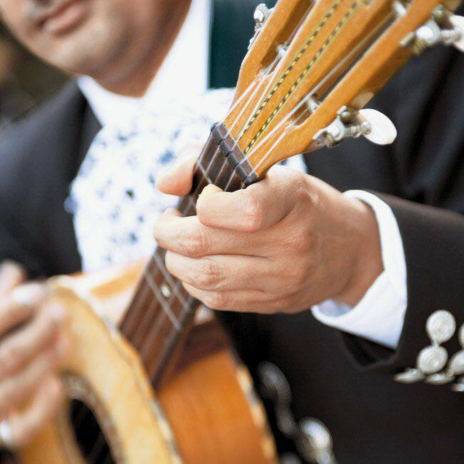 Lisle & Scott: An Outdoor Wedding In Hunt, TX