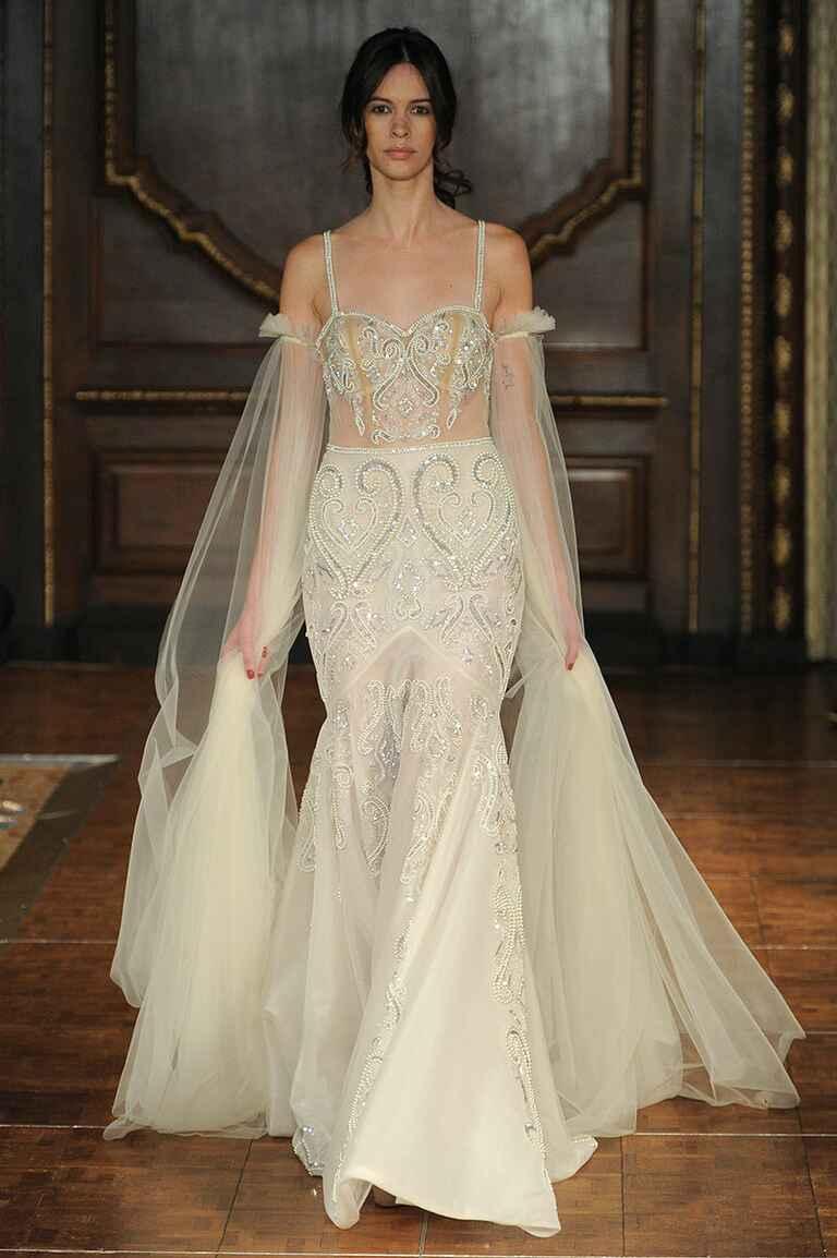 Idan Cohen Fall 2017 Collection: Bridal Fashion Week Photos