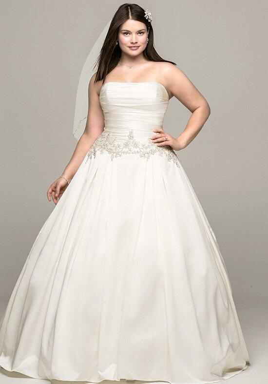 David's Bridal David's Bridal Woman Style 9WG3630 Wedding Dress photo