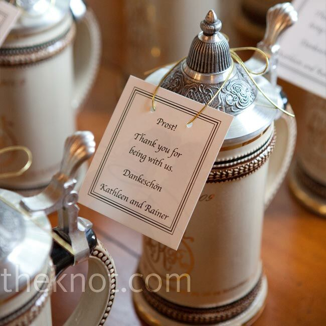German Wedding Gift Ideas: German Wedding Favors