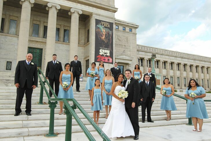 Wedding Dresses Joliet Il : An elegant understated wedding in joliet il