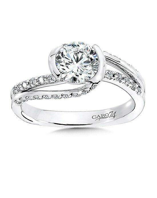 Caro 74 CR516W Engagement Ring photo