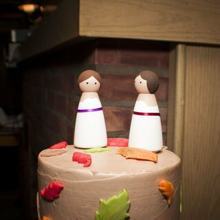 Real Cakes From Gay + Lesbian Weddings