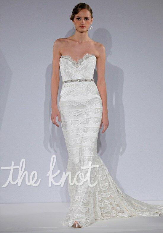 Mark Zunino for Kleinfeld 1219 Wedding Dress photo
