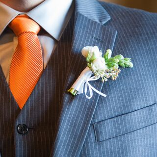 Real Wedding Ties
