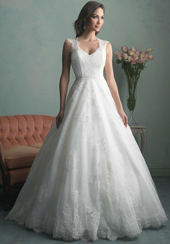 Allure Bridals 9166 Wedding Dress photo