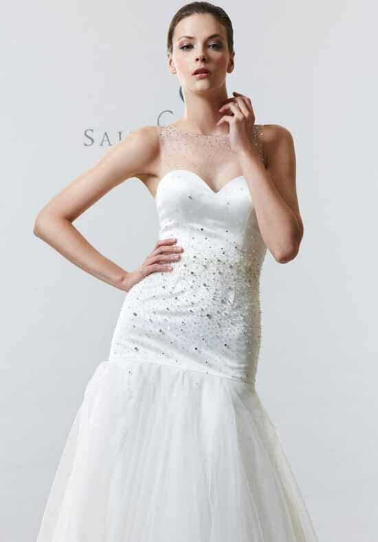 Saison Blanche Couture 4233 Wedding Dress photo