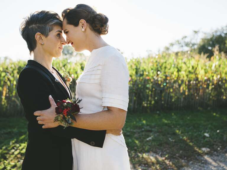 Wedding Gifts For Lesbian Couples: Same Sex Ceremony Ideas & Advice