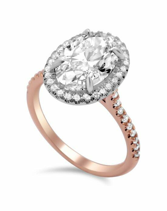 Timeless Designs R1104/OV Engagement Ring photo