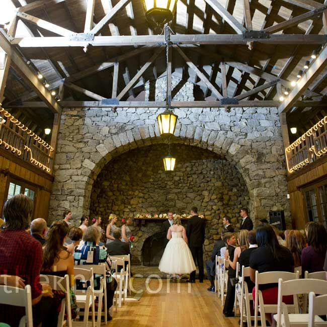 Valhalla Grand Hall Wedding Ceremony